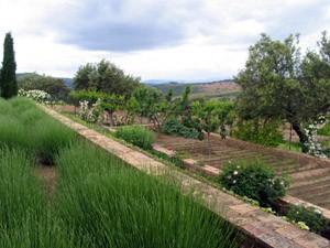jardin extremadura