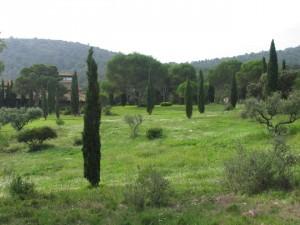 jardin montgri paisaje